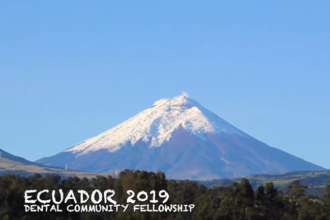 Ecuador 2019 Dental Community Fellowship