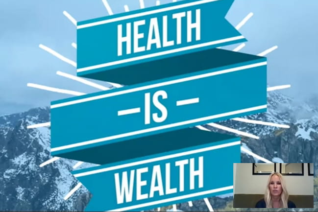 Health is Wealth Webinar with Dr. Johnson