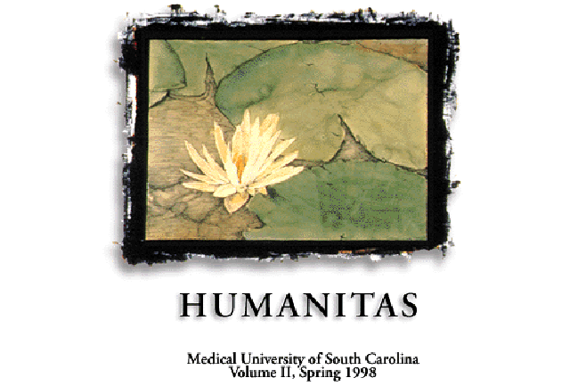 cover image of 1998 Humanitas literary magazine