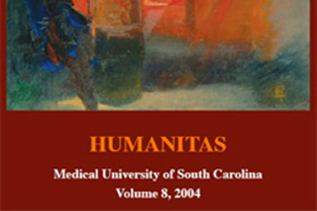 image of 2004 Humanitas literary magazine cover