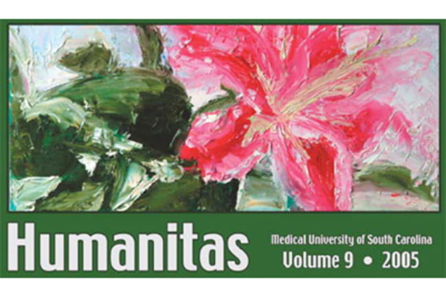 image of 2005 Humanitas literary magazine cover