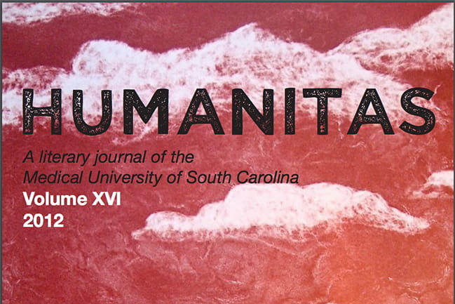 Cover of 2012 Humanitas