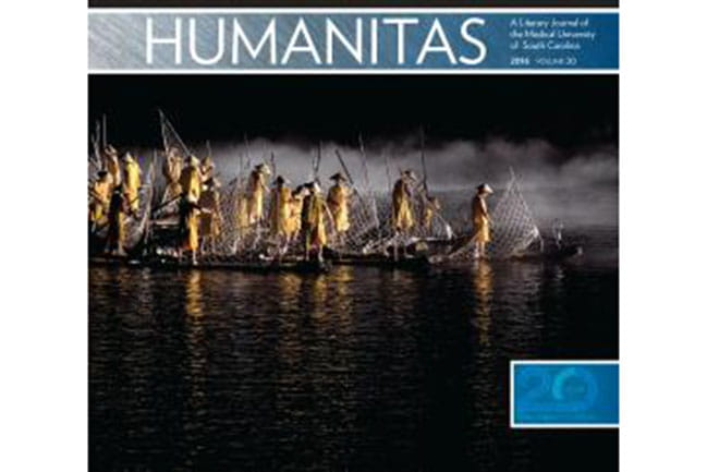 Cover of 2016 Humanitas