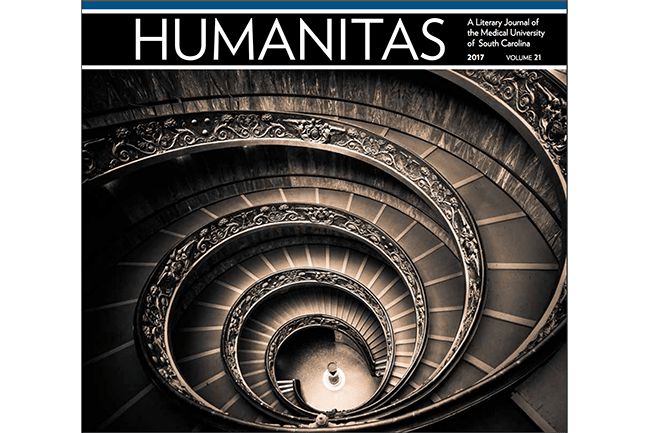 Cover of 2017 Humanitas