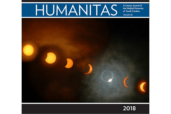 Cover of 2018 Humanitas